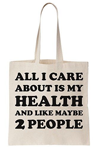 2 I All And About My Like Is Bag Care Maybe Health Tote People Canvas p4Az4