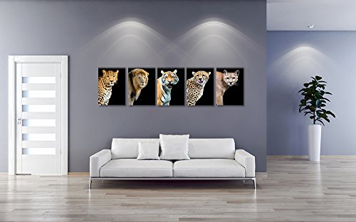 African wall art and decor ukc