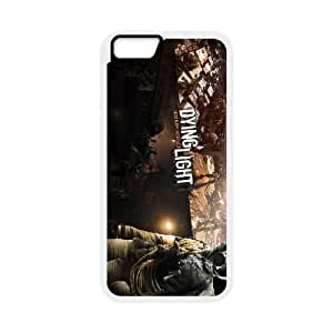 iPhone 6 Plus 5.5 Inch Cell Phone Case White Dying Light JSK867063