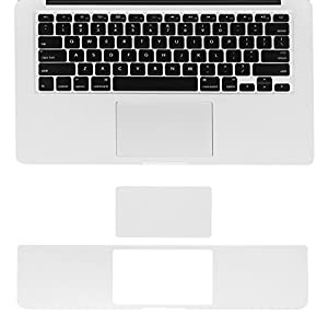 TOP CASE Palm Rest Cover for 15-Inch MacBook Pro A1398 Retina Display (No DVD Drive / Release 2012-2015) with Mouse Pad and Trackpad Protector