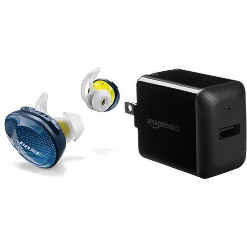 Bose SoundSport Free Truly Wireless Sport Headphones - Midni