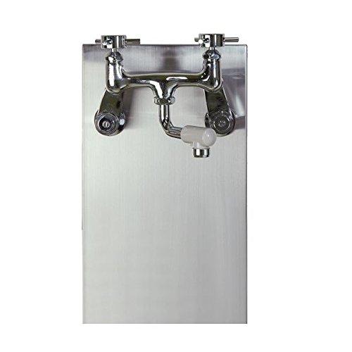 オンリーワン 混合栓シャワーなし GM3-F-951BK ステンレス B00T2P74US 23840