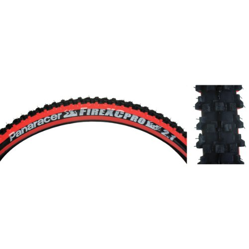 Panaracer Fire XC Pro 2.1 Black/Red Steel Bead
