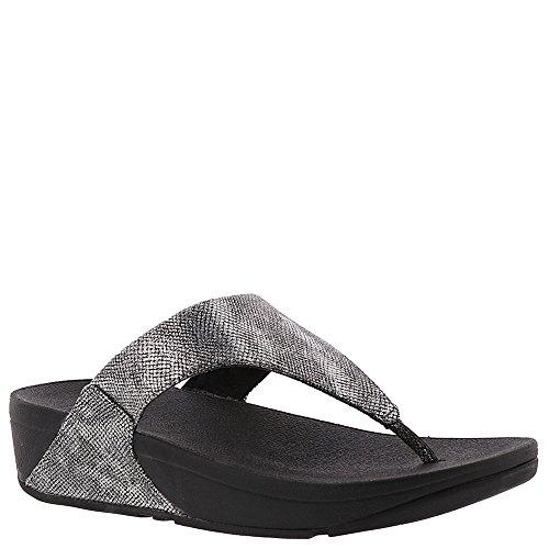 d21f9fde78c shimmer Sandali Thong Fitflop Shimmr Black Sandals Lulu Donna Punta Toe  Aperta Print qWIIOf1w