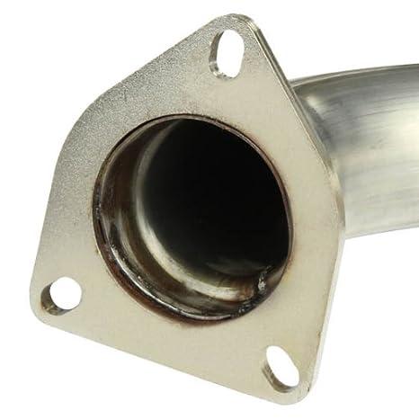 Sistema de escape Catback con silenciador de doble salida de 6,35 cm, para SAAB 9-3: Amazon.es: Coche y moto