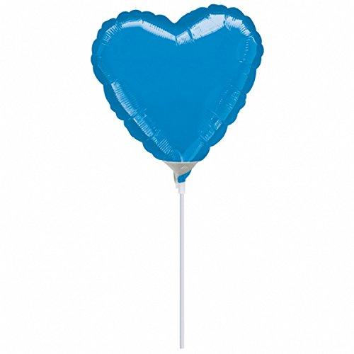 Pourpre 10cm Baudruche En Ballon choix Couleurs 9 Amscan De Aluminium aqPzUnBx