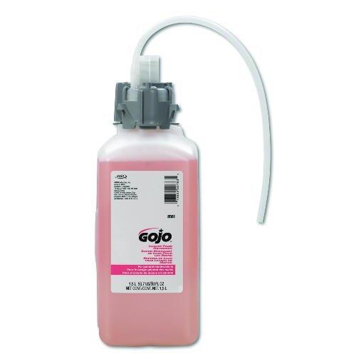 Gojo CX Luxury Foam Handwash, 1500 Milliliter Refill - 2 per case.