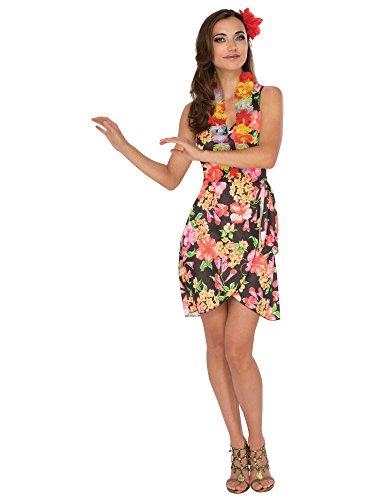 Rubie's Costume Co Women's Hawaiian Woman, As Shown, -