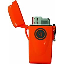 Ultimate Survival Technologies Floating Gas Lighter - Orange, 2.6x1.6x.5 Inch by Ultimate Survival Technologies