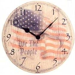 Seth Thomas Americana Decorative Wall Clock - WWH-9104