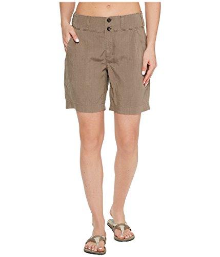 アリ注目すべき八[ナウ] NAU レディース Flaxible Long Shorts パンツ Sable 14 [並行輸入品]