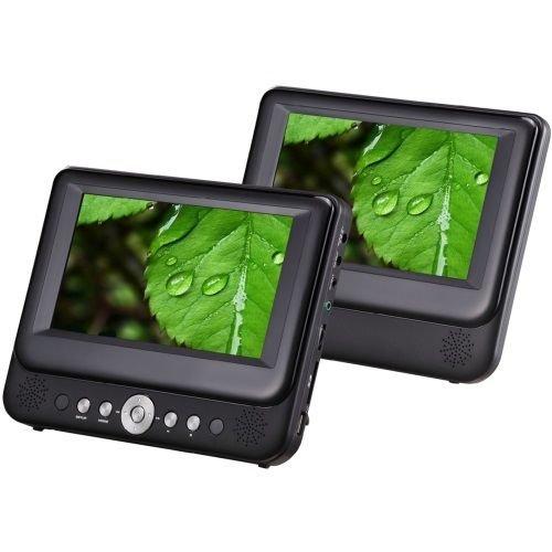 Sylvania 9 Inch Screen Portable Player