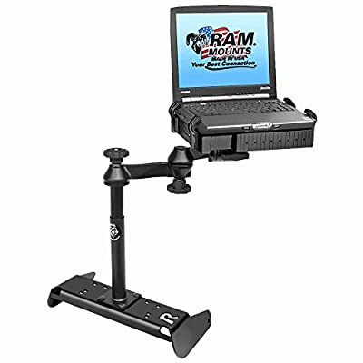 RAM MOUNTING SYSTEMS RAM-VB-191-SW1 S 414 No-Drill Laptop Mount for theChevrolet S Ram Mounts, RAM-VB-191-SW1, Mounting Hardware, GPS & Navigation