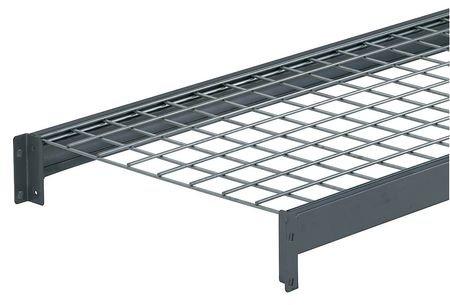 Edsal Extra Shelf Level For Bulk Racks With Welded Upright Frames - Wire Decking - 72X24'' by EDSAL
