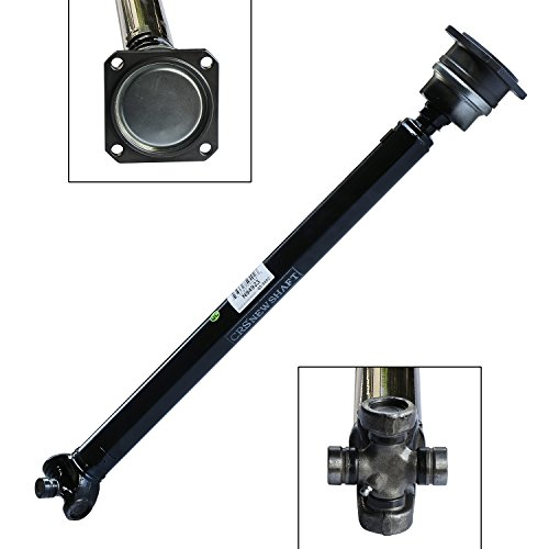 (CRS N94923 New Prop shaft/Drive Shaft Assembly, Front, for 2006-2010 Hummer Truck H3/ H3T, about 23 5/8