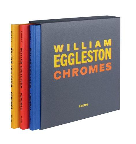 William Eggleston: Chromes ()