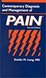 Contemporary Diagnosis and Management of Pain, Long, Donlin M., 1884065376