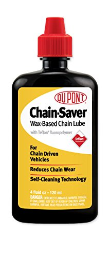 DuPont Teflon Chain Saver Dry Self Cleaning Lubricant