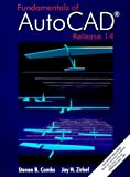 img - for Fundamentals of AutoCAD Using Release 14 book / textbook / text book