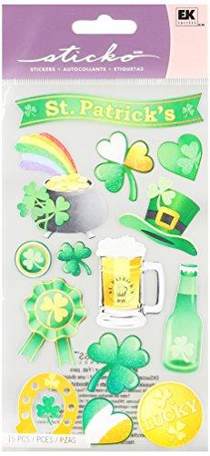 Sticko St Patrick's Day Stickers