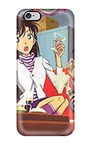 Iphone 6 Plus Case Cover Conan And Ran Mouri Edogawa Detective Meitantei Anime Other Case - Eco-friendly Packaging