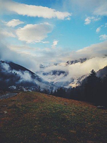 Mountain Landscape by