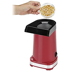 Cuisinart CPM-100C Easypop Hot Air Popcorn Maker Red