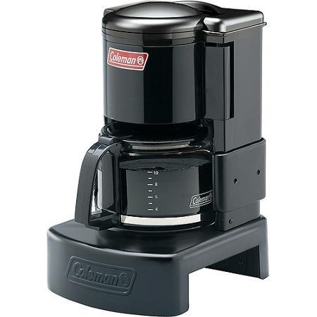 3. Coleman Grill-Top Coffeemaker