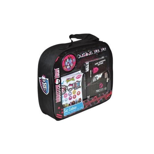 Monster High Mon0082 - Kit De Loisirs Créatifs - Sac Cadeau