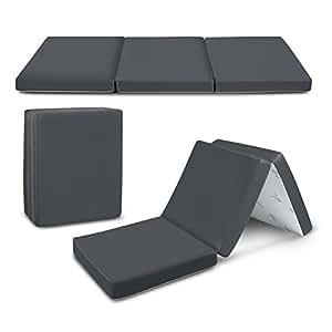"Amazon.com : Trifold Foam Folding Mattress - 75"" x 31 ..."
