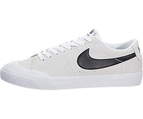 NIKE SB Blazer Zoom Low XT Mens Skateboarding-Shoes 864348-101_10.5 - Summit - Nike Blazer Shop