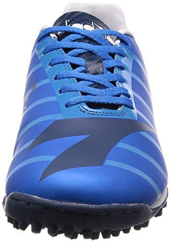 blue Teal Rb2003 Uomo Indoor Multicolore Calcetto Wing brilliant Diadora R C7676 Da Scarpe Tf Blue FxdPOw