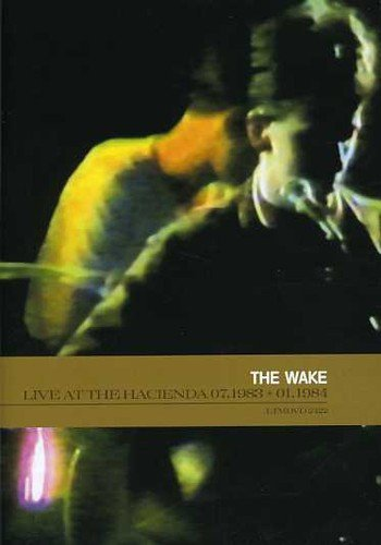 DVD : The Wake - Live At The Hacienda (DVD)