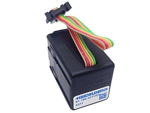Toner Cartridge Motor - 6