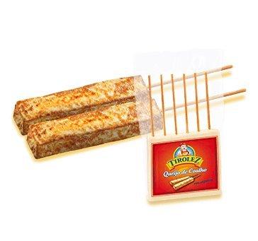 Tirolez Queijo de Coalho em Espetos Brasilian Cheese Approximately 1 lb each package - 12 PACK by Tirolez (Image #1)