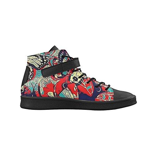 Artsadd Butterfly Ronde Neus Dames Schoenen Boost Sneaker