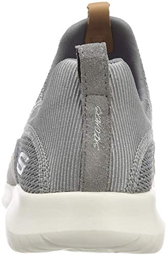 Baskets Gry Femme new Ultra Gris grey Skechers Season Flex AqwI6Ra