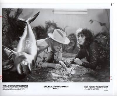 PHOTO Original A6378 Jackie Gleason Smokey and Bandit (Jackie Gleason Smokey And The Bandit Photos)