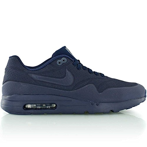 Nike Air Max 1 Ultra Moire, Men's Trainers Blue (Midnight Navy/Mid Navy-Blk)