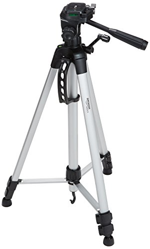 AmazonBasics 60-Inch Lightweight Tripod with Bag (Digital Cameras For Nikon Tripods)