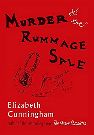 book cover of Murder at the Rummage Sale