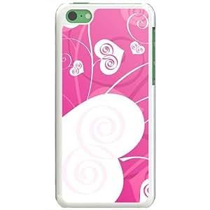 Apple iPhone 5C Case EMO Love love design 8 Love White
