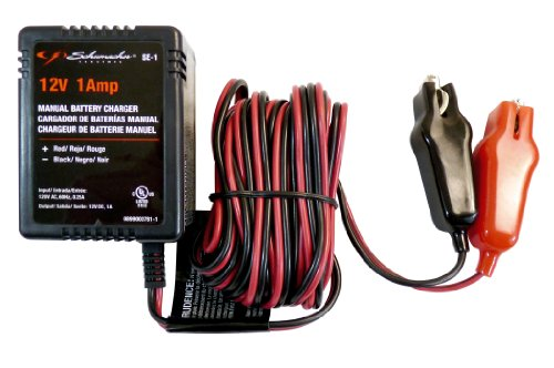 Schumacher SE-1 Trickle Manual  Battery Charger - 1 Amp