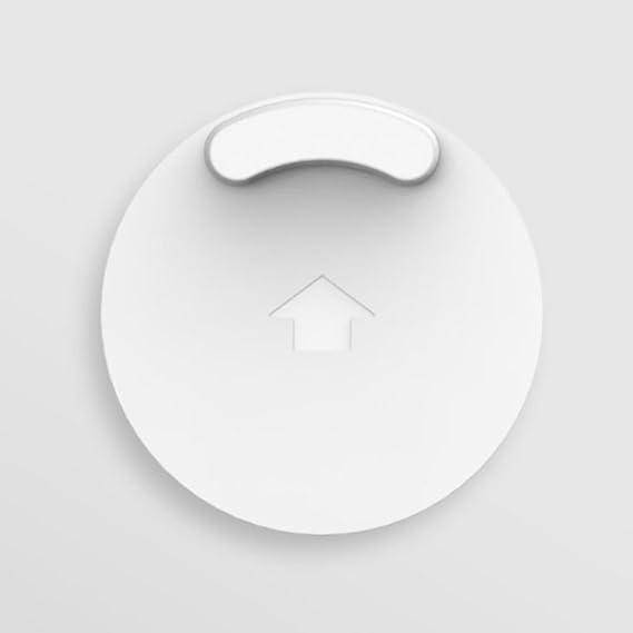 B Blesiya Temperatura Detector De Humedad Sensor Lcd Termómetro Para Xiaomi: Amazon.es: Hogar