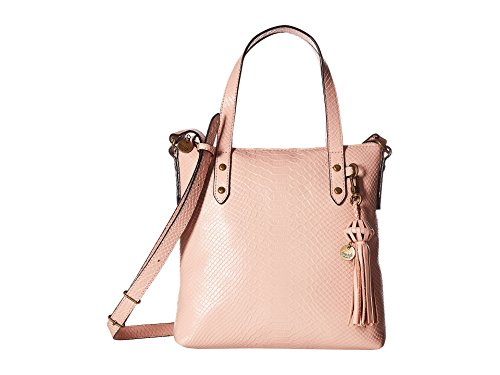 The Sak Collective Sophie Crossbody Satchel Cross Body, Petal Pink Exotic by The Sak
