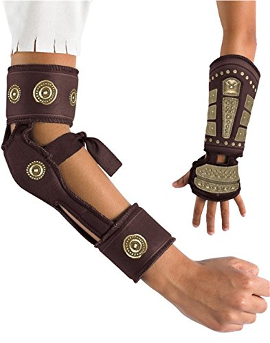 Dastan Gauntlets- Child Costume,One Size Child
