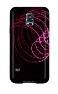 High-quality Durable Protection Case For Galaxy S5(hearts)
