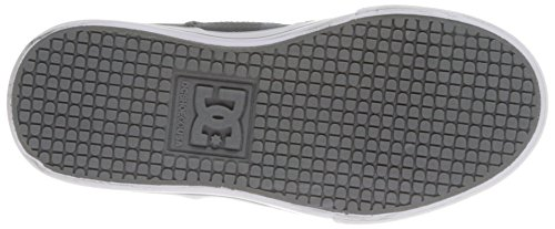 DC Jungen Reine TX Lowtop Schuh Grau/Gelb