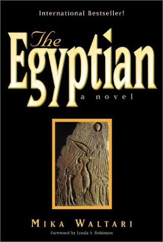 Book cover for The Egyptian