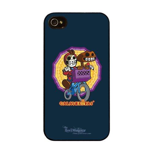 Diabloskinz H0026-0066-0030 Mi Casa Schutzhülle für Apple iPhone 4/4S